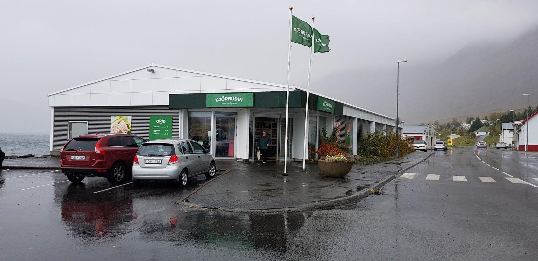 Kjörbúð Neskaupsstað